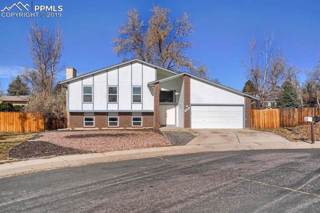 3560 Smokestone Place, Colorado Springs, CO 80920 (#1413700) :: The Treasure Davis Team