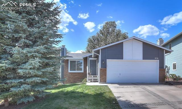 830 Columbine Avenue, Colorado Springs, CO 80904 (#1413714) :: The Peak Properties Group