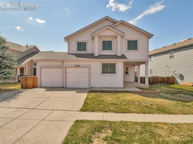 5203 Weaver Drive, Colorado Springs, CO 80922 (#1414815) :: The Cutting Edge, Realtors