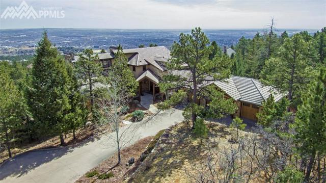 2805 Stratton Forest Heights, Colorado Springs, CO 80906 (#1417815) :: The Treasure Davis Team