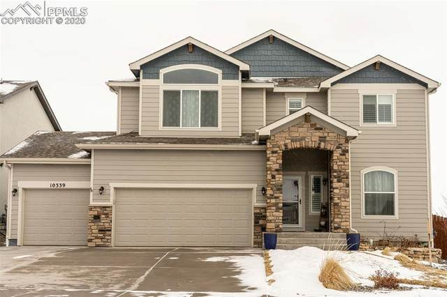 10339 Evening Vista Drive, Peyton, CO 80831 (#1418569) :: The Peak Properties Group
