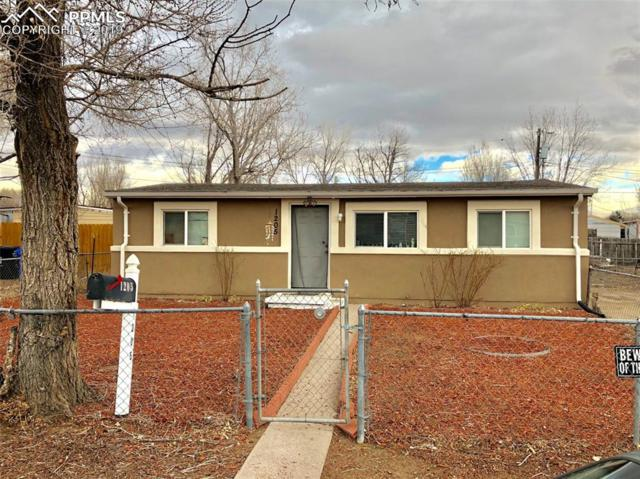 1205 Idylwood Drive, Colorado Springs, CO 80906 (#1420712) :: CENTURY 21 Curbow Realty