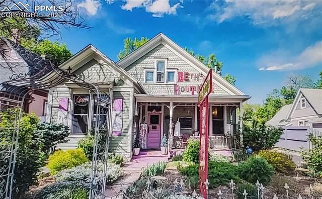 1824 W Colorado Avenue, Colorado Springs, CO 80904 (#1420928) :: Finch & Gable Real Estate Co.