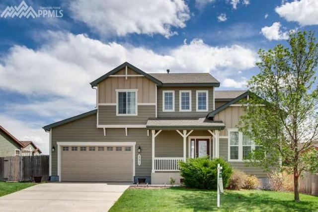 751 Struthers Ranch Road, Colorado Springs, CO 80921 (#1421481) :: The Treasure Davis Team