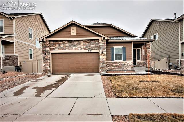 8151 Glory Drive, Colorado Springs, CO 80924 (#1422704) :: Fisk Team, RE/MAX Properties, Inc.