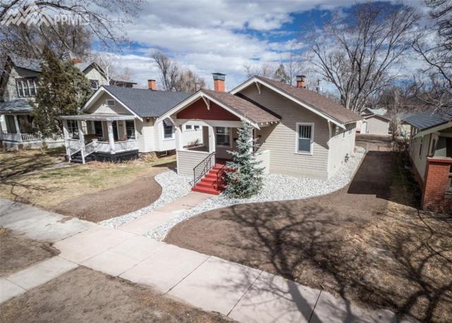 615 N Cedar Street, Colorado Springs, CO 80903 (#1425112) :: The Peak Properties Group