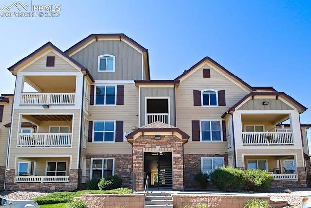 5354 Palomino Ranch Point #303, Colorado Springs, CO 80922 (#1425114) :: CC Signature Group