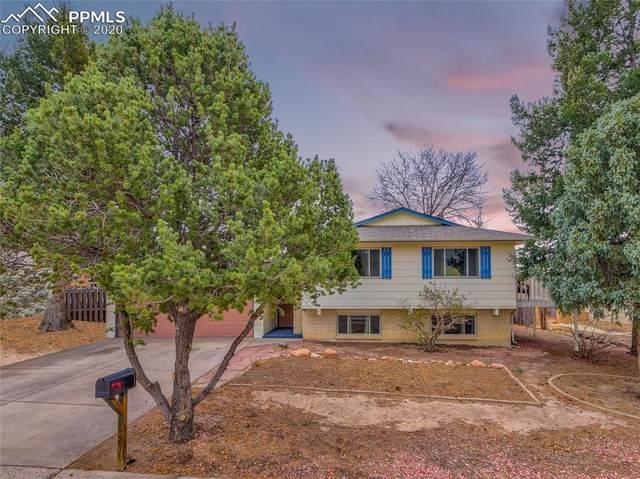 6455 Pawnee Circle, Colorado Springs, CO 80915 (#1425540) :: The Daniels Team