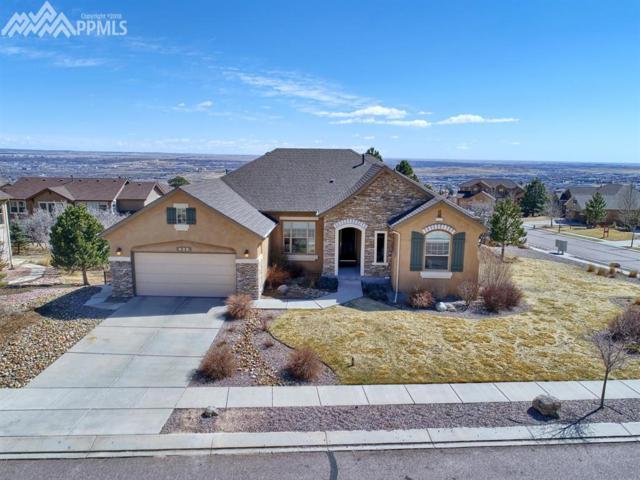 435 Lowick Drive, Colorado Springs, CO 80906 (#1426272) :: The Peak Properties Group