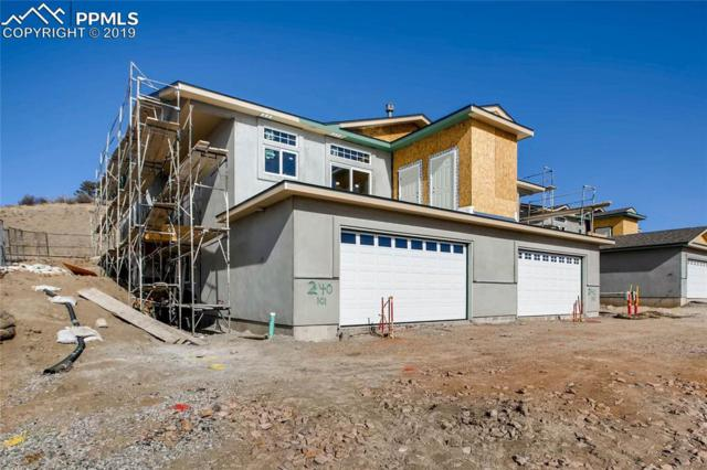 240 Eagle Summit Point #101, Colorado Springs, CO 80919 (#1426449) :: The Daniels Team