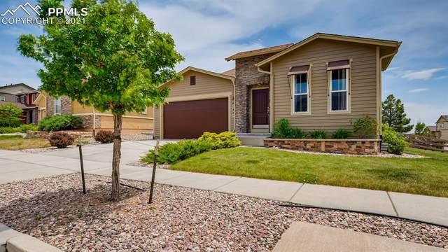 5805 Rowdy Drive, Colorado Springs, CO 80924 (#1426941) :: The Artisan Group at Keller Williams Premier Realty