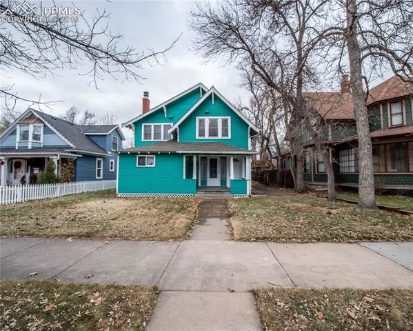 2014 N Nevada Avenue, Colorado Springs, CO 80907 (#1428421) :: Action Team Realty
