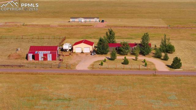 1391 Buffalo Run Road, Calhan, CO 80808 (#1432133) :: Jason Daniels & Associates at RE/MAX Millennium