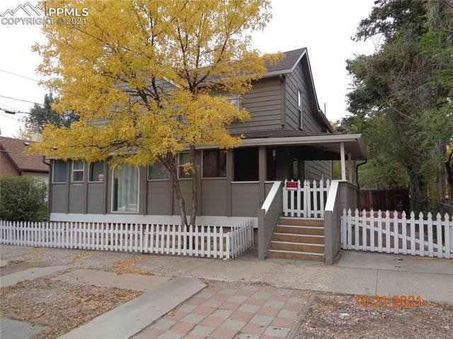 218 N S Street, Colorado Springs, CO 80905 (#1432821) :: The Artisan Group at Keller Williams Premier Realty