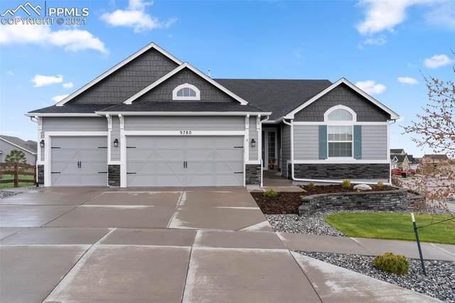 9780 Surrey Run Drive, Colorado Springs, CO 80924 (#1437651) :: Fisk Team, RE/MAX Properties, Inc.