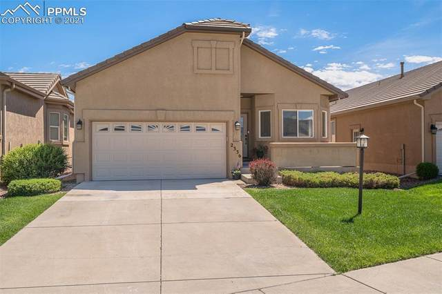 2336 Creek Valley Circle, Monument, CO 80132 (#1438145) :: The Kibler Group
