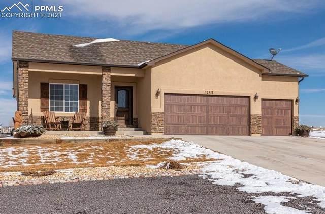 1252 S Avenida Del Oro, Pueblo West, CO 81007 (#1438447) :: The Kibler Group