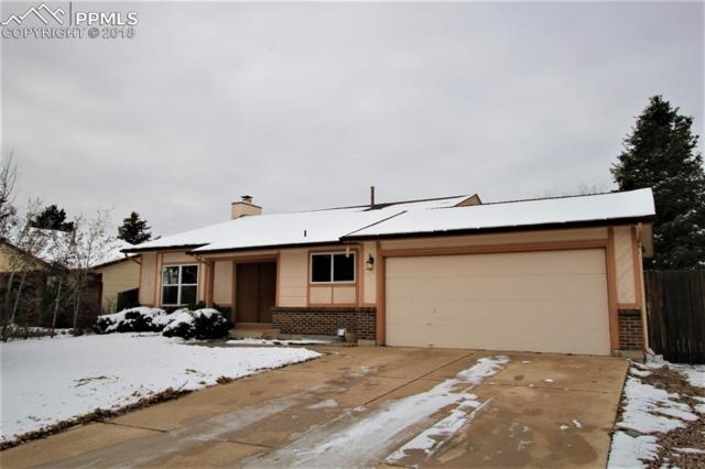 3785 Misty Meadows Drive, Colorado Springs, CO 80920 (#1439033) :: The Peak Properties Group