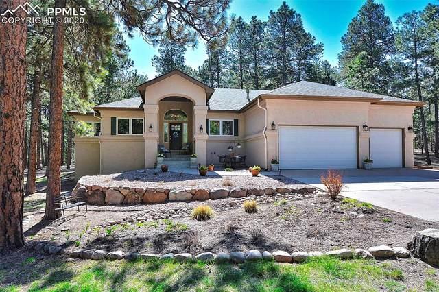 20125 Wissler Ranch Road, Colorado Springs, CO 80908 (#1439800) :: The Daniels Team