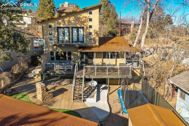 2016 Ridgeway Avenue, Colorado Springs, CO 80906 (#1441441) :: Tommy Daly Home Team