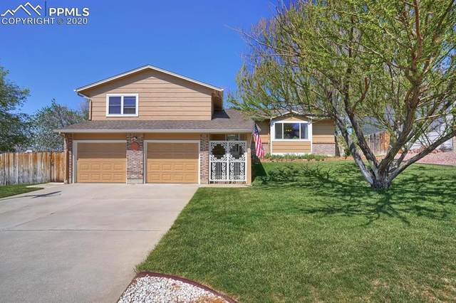 7390 Windy Peak Drive, Colorado Springs, CO 80911 (#1442259) :: Tommy Daly Home Team
