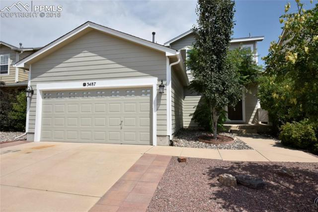 3487 Tail Spin Drive, Colorado Springs, CO 80916 (#1442288) :: Jason Daniels & Associates at RE/MAX Millennium
