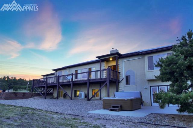 14965 Sun Hills Drive, Colorado Springs, CO 80921 (#1442836) :: Action Team Realty