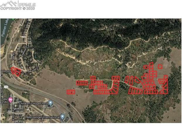 0 Lake Avenue, Palmer Lake, CO 80133 (#1443464) :: CC Signature Group