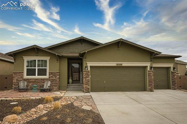 5159 Eldorado Canyon Court, Colorado Springs, CO 80924 (#1445555) :: The Daniels Team
