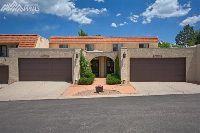 14415 Club Villa Drive C, Colorado Springs, CO 80921 (#1446402) :: The Treasure Davis Team