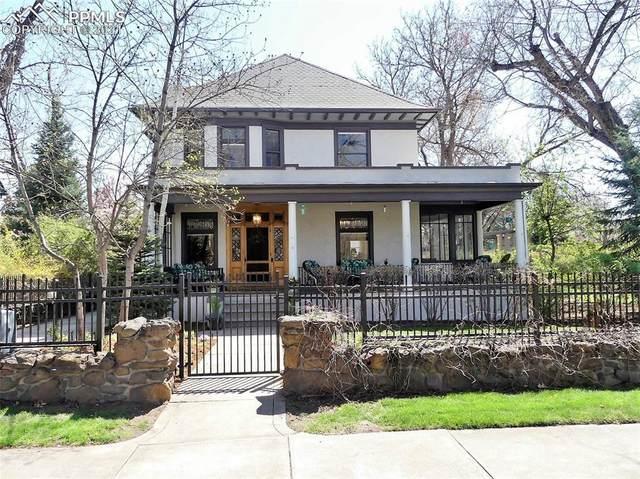 1813 N Cascade Avenue, Colorado Springs, CO 80907 (#1447198) :: Venterra Real Estate LLC