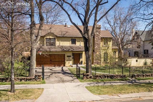 1321 N Cascade Avenue, Colorado Springs, CO 80903 (#1448272) :: The Kibler Group