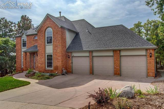 75 Ravenglass Way, Colorado Springs, CO 80906 (#1449134) :: The Treasure Davis Team