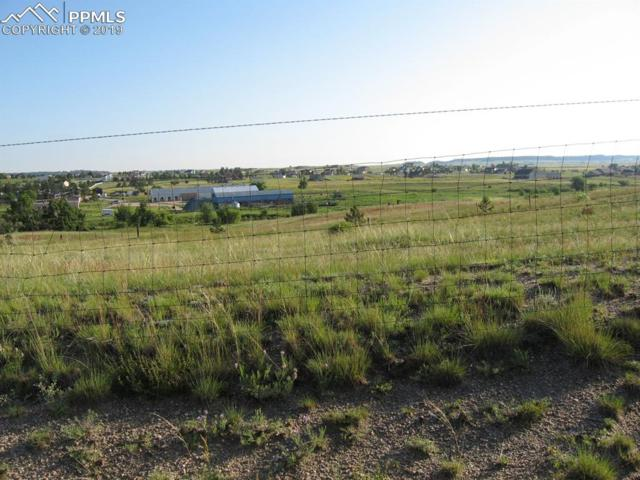 0 Latigo Boulevard, Elbert, CO 80106 (#1449607) :: Action Team Realty