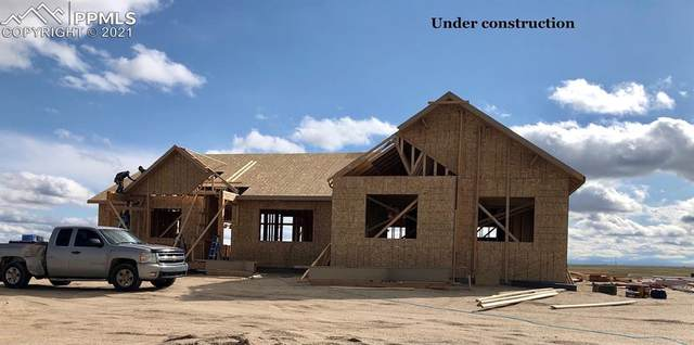8350 Howdy Partner Ranch View, Peyton, CO 80831 (#1449782) :: Fisk Team, RE/MAX Properties, Inc.