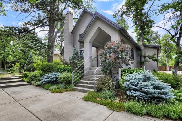 1006 W Cheyenne Road, Colorado Springs, CO 80906 (#1449932) :: 8z Real Estate