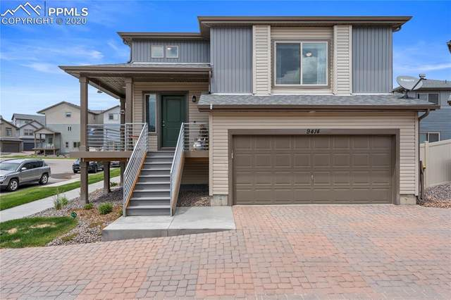 9414 Timberlake Loop, Colorado Springs, CO 80927 (#1450315) :: Tommy Daly Home Team