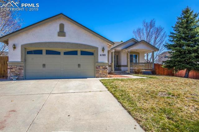 4190 Coolwater Drive, Colorado Springs, CO 80916 (#1454180) :: CC Signature Group