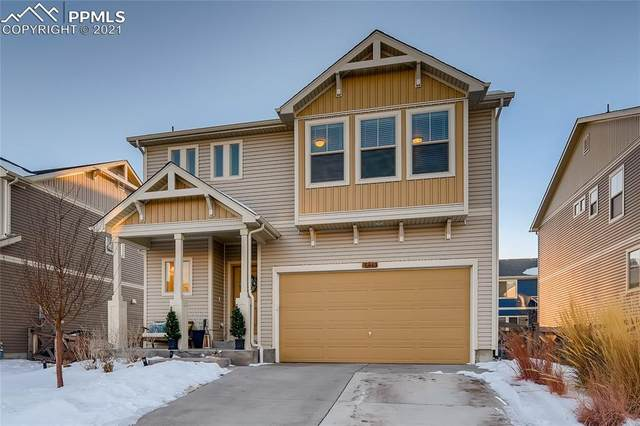 6843 Mineral Belt Drive, Colorado Springs, CO 80927 (#1454613) :: Action Team Realty