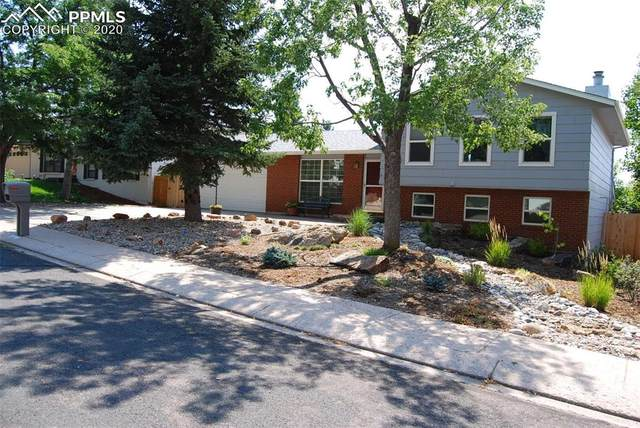 2545 Roundtop Drive, Colorado Springs, CO 80918 (#1454649) :: Tommy Daly Home Team