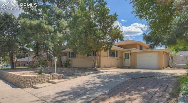2023 N Circle Drive, Colorado Springs, CO 80909 (#1455072) :: Action Team Realty