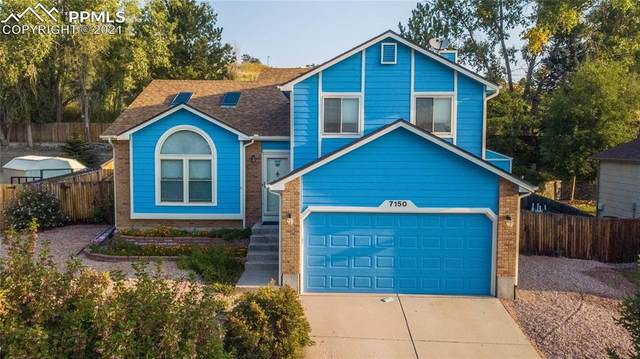 7150 Nettlewood Place, Colorado Springs, CO 80918 (#1457036) :: Tommy Daly Home Team
