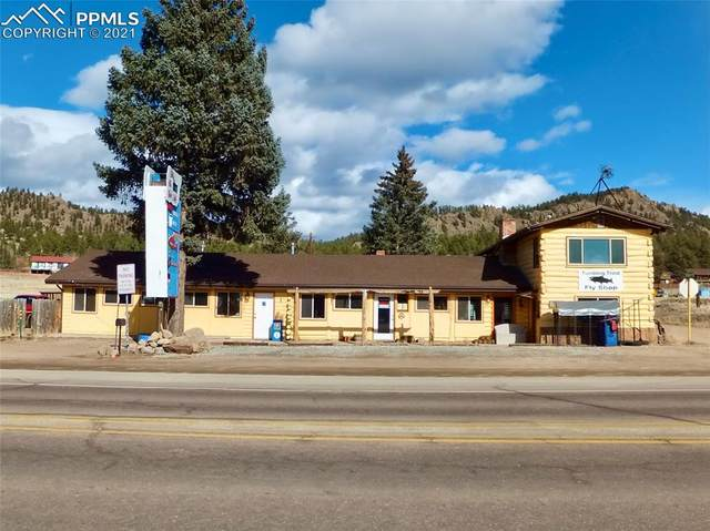 38283 Highway 24 Highway, Lake George, CO 80827 (#1458273) :: The Gold Medal Team with RE/MAX Properties, Inc