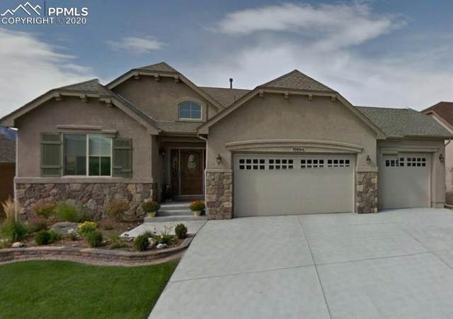 16664 Curled Oak Drive, Monument, CO 80132 (#1459005) :: Finch & Gable Real Estate Co.