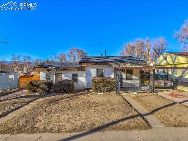 734 E Rio Grande Street, Colorado Springs, CO 80903 (#1459886) :: The Daniels Team