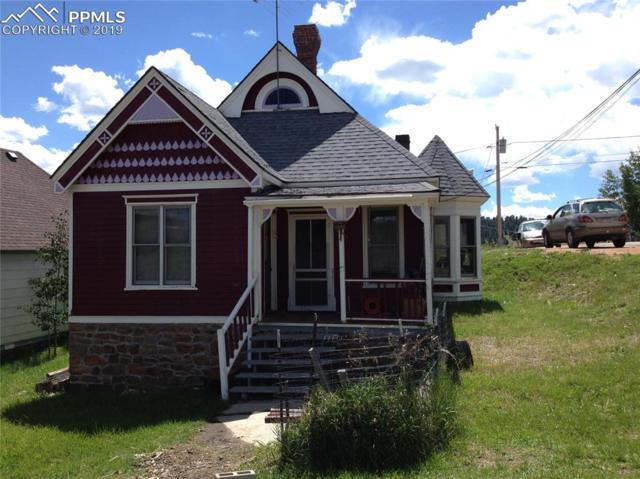 138 May Street, Cripple Creek, CO 80813 (#1461564) :: The Peak Properties Group