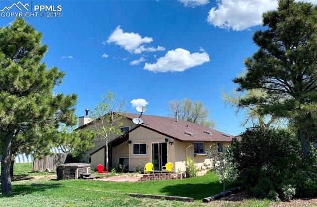 14180 N Ellicott Highway, Calhan, CO 80808 (#1463371) :: Action Team Realty