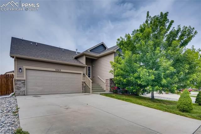 6263 Dancing Sky Drive, Colorado Springs, CO 80911 (#1463409) :: Dream Big Home Team | Keller Williams