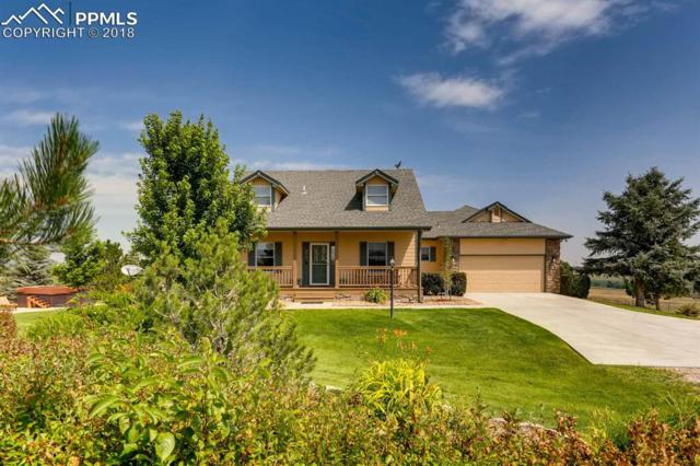 11214 Pony Express Lane, Elbert, CO 80106 (#1463988) :: Jason Daniels & Associates at RE/MAX Millennium