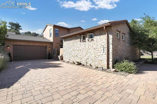 1964 La Bellezza Grove, Colorado Springs, CO 80919 (#1466828) :: Tommy Daly Home Team